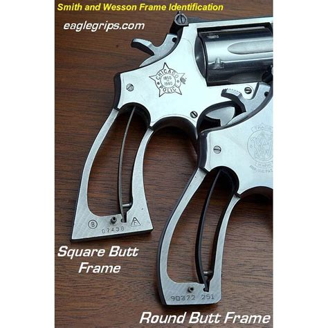 Handgrip W 666 Grip T1910 2 which revolver grips mimic semi auto ergos revolvers