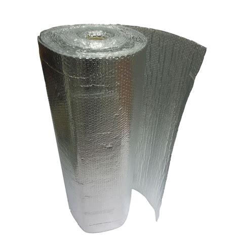 Wrap Buble Wrap 1m 1 25m loft insulation aluminium foil wrap foil