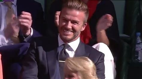 New Beckham 2526 9 swoon david beckham effortlessly catch a tennis one handed at wimbledon