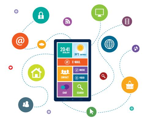 mobile application marketing mobile apps development chicago softite