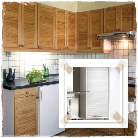 Check Out These Unique Types Of Kitchen Cabinet Doors Louvered Kitchen Cabinet Doors