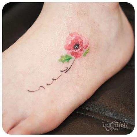 small floral tattoo cc115950ea473a097396d873ac9453e7 small flower tattoos