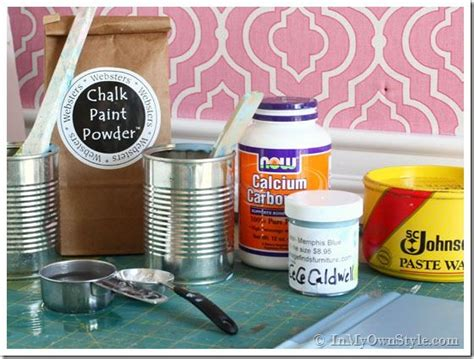 diy chalk paint powder diy chalk paint review update best chalk paint