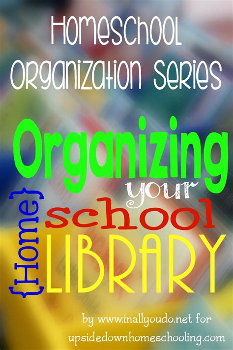 homeschool organization books
