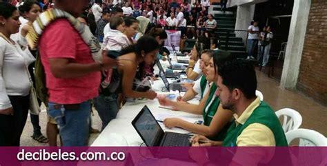 pagos familias en accion en villavicencio 2016 contin 250 an pagos del programa m 225 s familias en acci 243 n en