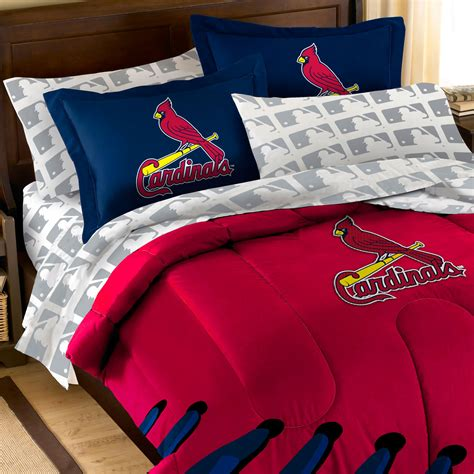 cardinals comforter set st louis cardinals crib bedding new st louis cardinals