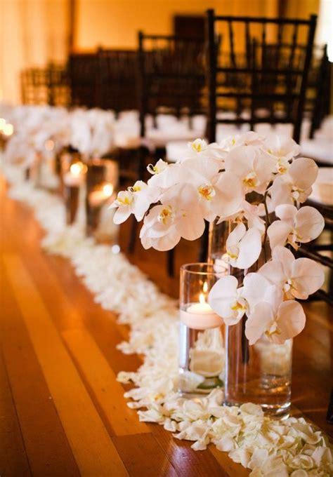 wedding aisle ideas 2 indoor ceremony decorations archives weddings romantique