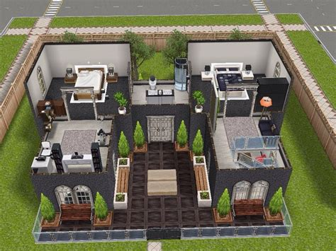 sims freeplay player designed home best home design