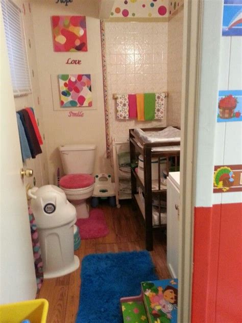 Daycare Bathroom Design by 200 Best Family Day Care Enviroments Images On