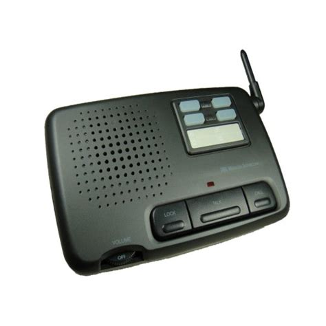 Wireless Intercom System For Home by Home And Office 4 Channel Digital Fm Wireless Intercom