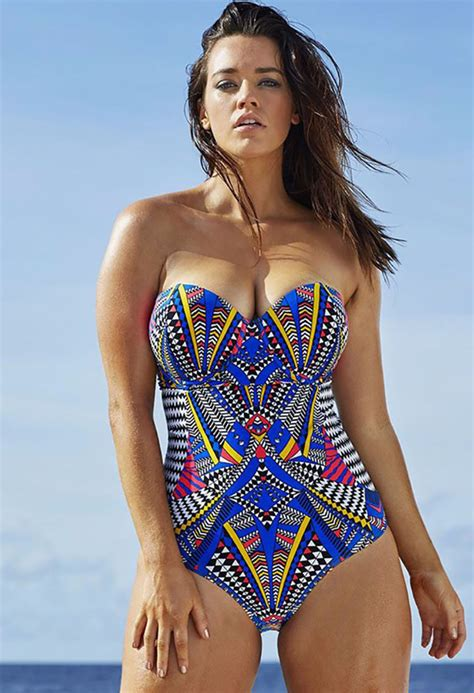 Bikinis For Large Busted 12 of the best swimsuits for big busts