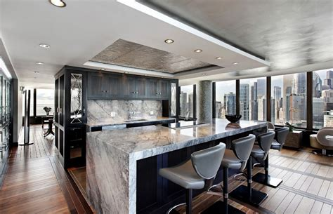 Marble Kitchen Island by How To Incorporate Marble Into Your Interior Design