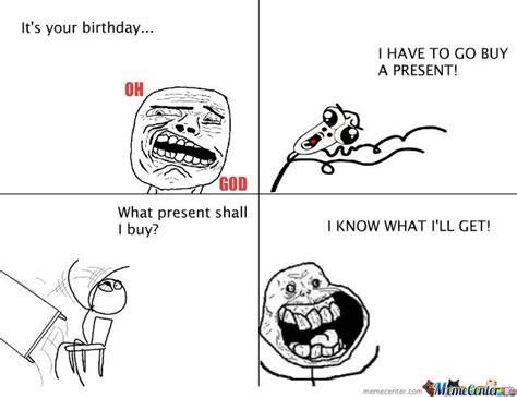 Birthday Meme Card - birthday card by aliceisamoose meme center