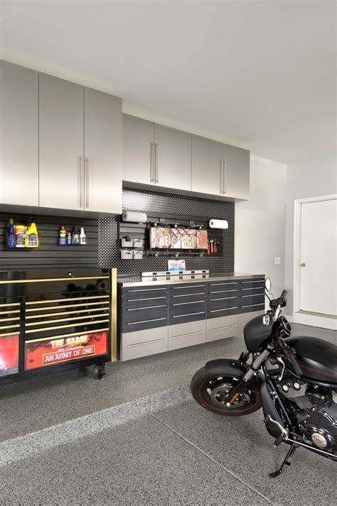 garage shelving plans Garage And Shed Craftsman with