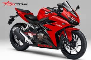 Honda Sports Bikes 2017 Honda Cbr250rr Cbr300rr Coming For The R3