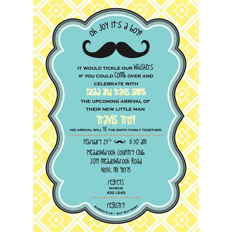 How To Design Baby Shower Invitations by Our Favorite Baby Shower Themes Anders Ruff Custom