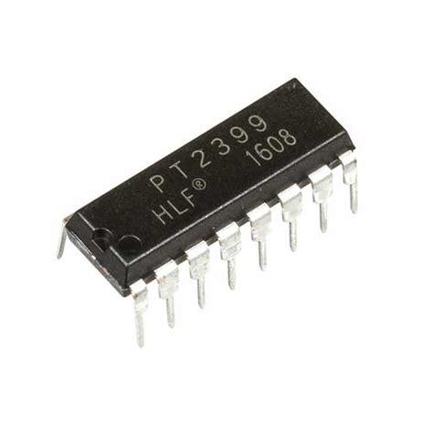 Infath Pt2399 Echo Processor Ic pt2399 echo processor guitar pedal parts