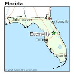 best places to live in eatonville florida
