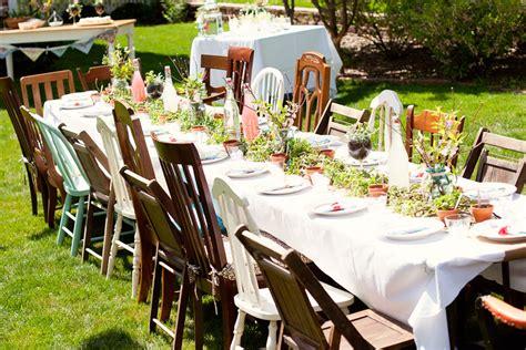 Backyard Grass Ideas Backyard Garden Party Jenny Rawson