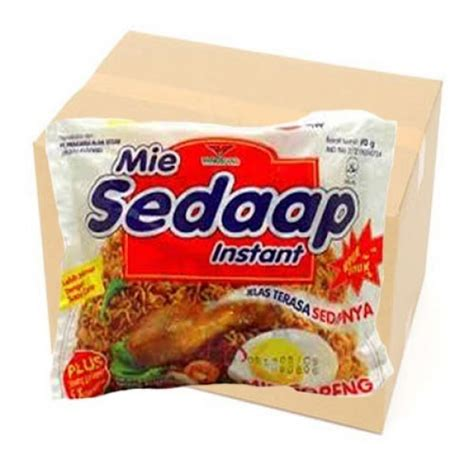 Indomie Goreng 1dus Isi 40pcs mie indomie food goreng 40 pcs makanan ringan keluarga