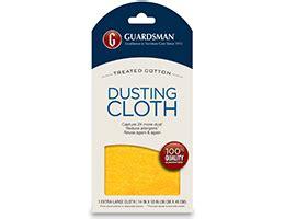 dusting cloths guardsman