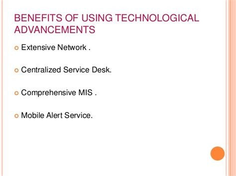 Benefit Of Change Mba To Ms In Mis by Management Information Systems In The Banking Sector