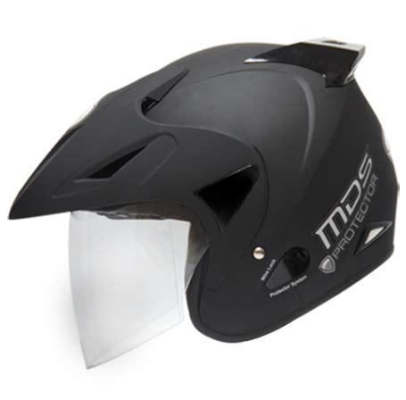 Helm Mds Reflector Solid Daftar Harga Terbaru Helm Mds Half Safety
