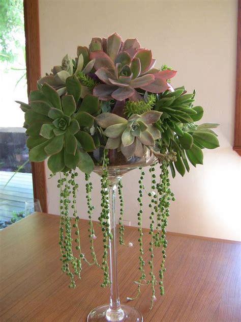 succulent centerpieces succulent wedding bouquets