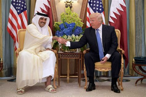 donald trump qatar qataris opted not to give info on kushner secret meetings