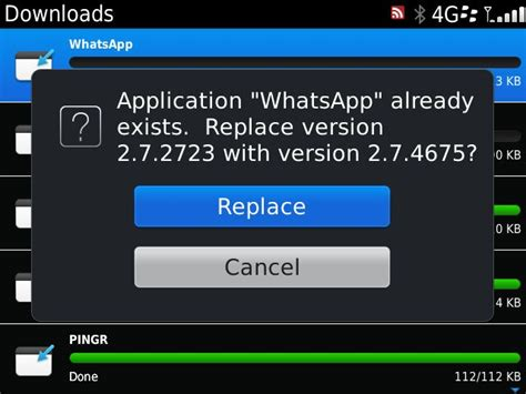 whatsapp themes for blackberry z3 whatsapp for blackberry updated to v2 7 4675 berryreview