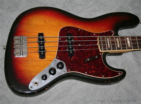 Gitar Bass Fender Jazz Bass 94 1973 fender jazz bass feb0222 garys classic guitars vintage guitars llc