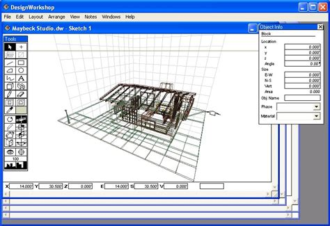 free architect design software free architecture software 12cad com