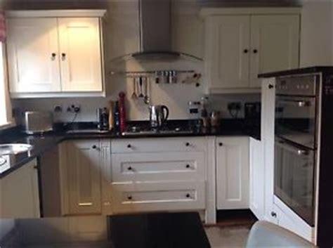 Second Kitchen Units by Second Shaker Kitchen Units Granite Worktops