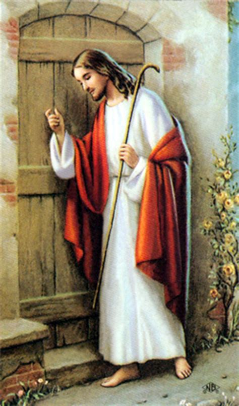 Free Picture Of Jesus Knocking At The Door by Jesus Knocking At The Door 12 Jesus Knocks At The Door