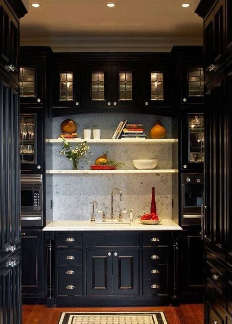 arrange  awesome butlers pantry    simple