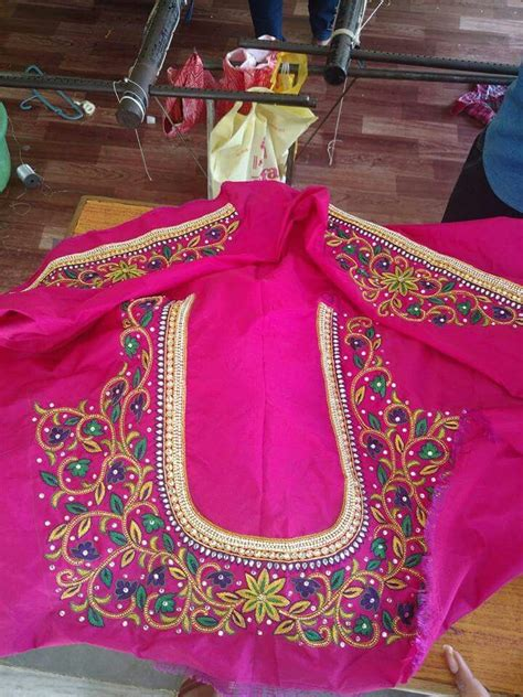 blouse pattern works 2041 best designer wedding blouses images on pinterest