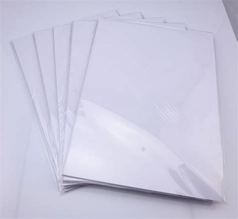 How To Make Glossy Paper - 230g a3 glossy photo paper wholesale for dye ink printer