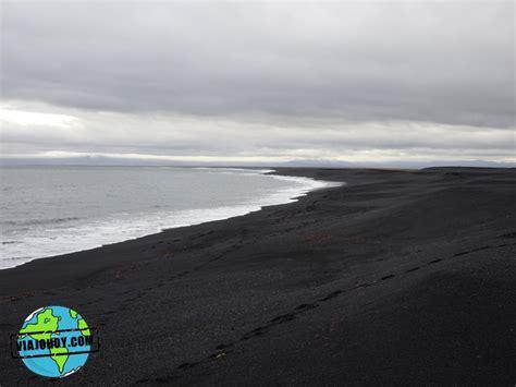 arena negra ex 243 ticas playas de arena negra en islandia