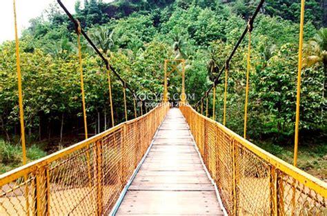 jembatan gantung siluk  bantul yogyakarta