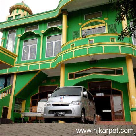 Karpet Masjid Di Cirebon pemasangan karpet al jama ah pertamina klayan cirebon