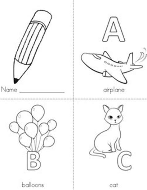 printable alphabet mini books preschool alphabet books twisty noodle