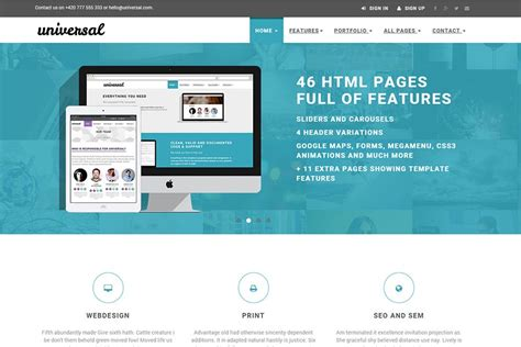 best themes html 30 best bootstrap templates for free download templateflip