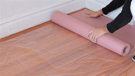 how to protect wood floors best way to protect wood floors during construction
