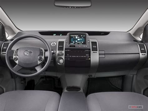 2008 toyota prius interior u s news amp world report