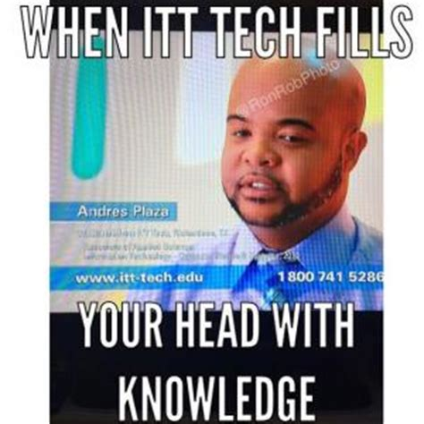 Itt Tech Meme - big head jokes kappit