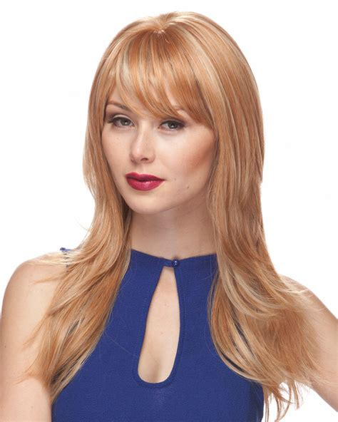 what color was melinda hair color in the ghost whisperer sp37080 hb melinda human hair blend wig by sepia