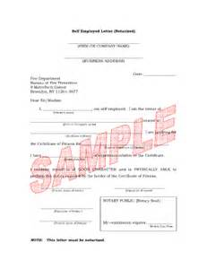 Snap Verification Letter Nyc Self Employed Letters Fill Printable Fillable Blank Pdffiller