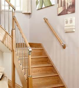 Wooden Banister Parts Midland Stairs Stairparts Uk Spindles Handrails Oak Stairs