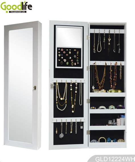 Jewelry Organizer Cabinet by Montagem Na Parede De Poupan 231 A Popular Espa 231 O M 243 Veis De