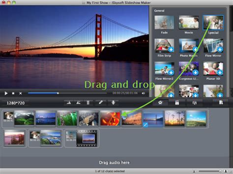 themes photo slideshow creator top 4 free slideshow maker for mac os x yosemite
